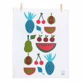 Tea Towel &#8211; Fruit Salad